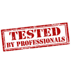 Tested By Professionals-stamp