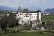 Castello di Presule e paese di Castelrotto
