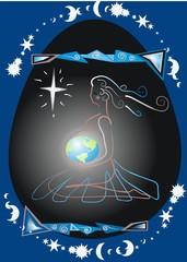 Женщина - ночь спасет мир