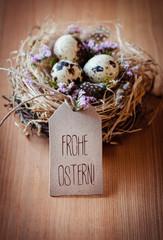 Liebe Ostergrüße!