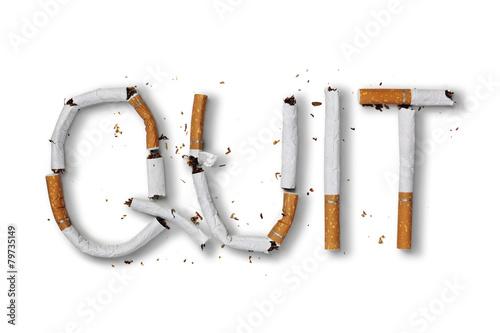 Quit smoking - 79735149