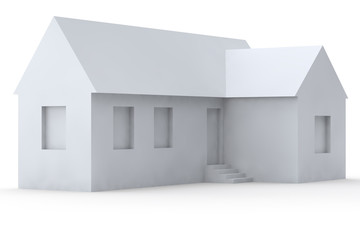 Simple Style house