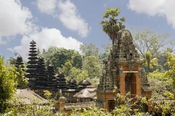 Templo de Taman Ayun, Ubud. Bali.