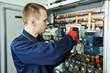 electrician engineer worker - 79739137
