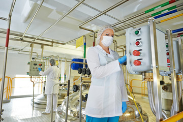 pharmaceutical industry worker