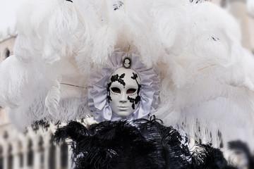 Karneval in Venedig | Maske