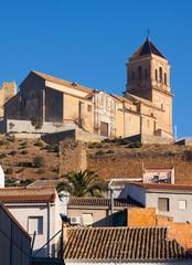 Santa Maria la Mayor in  Alcaudete