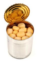 Pommes de terre en conserve