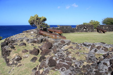 Vieux Fort - Guadeloupe - Janv.2015