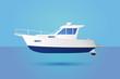 Medium Motor Boat - 79746371
