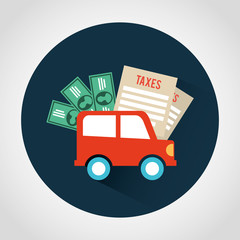 taxes icon