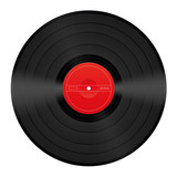 Record Vinyl Blank