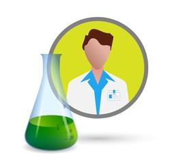 medico, chimico, chimica, dottore, farmaceutica