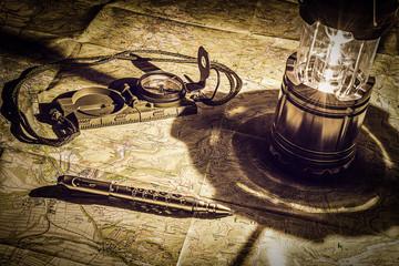 Navigation bei Nacht
