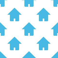 Home seamless pattern