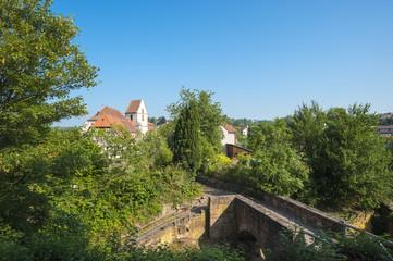 Ortsbild Zavelstein