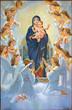 Bethlehem - The Madonna among angels - 79752123