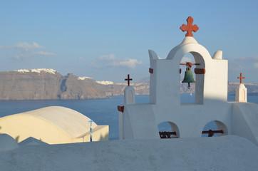 Eglise de Oia aux Cyclades