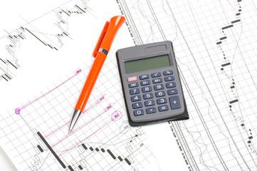Analysing Forex market
