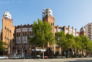 Exterior of Plaza Monumental de Barcelona