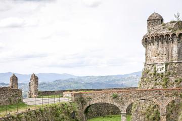 Festung Sarzanello
