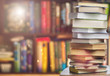 Bookshelf -background - 79757525
