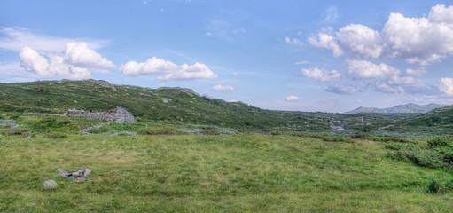 colline norvégienne