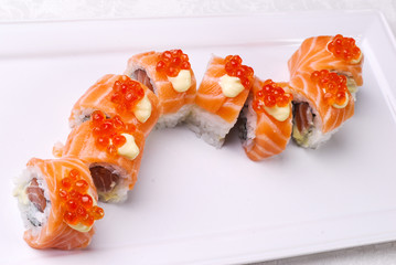 red dragon sushi