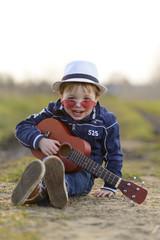 gitaar spelen