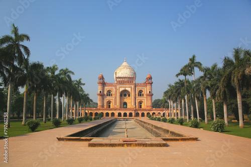 Papiers peints Pays d Asie Tomb of Safdarjung in New Delhi, India
