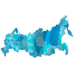 ロシア 地図 国