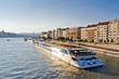 Cruise ship in Hungary - 79763125