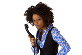 Stress am Telefon