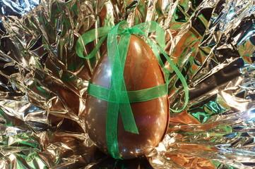 Uova al cioccolato