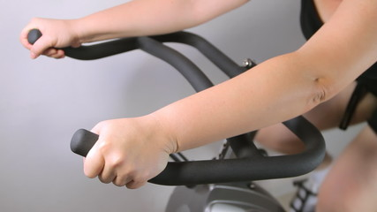 Spinning Bike Stopping Sequence