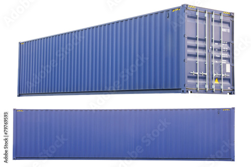 container isolated