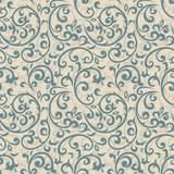 Fototapety Vintage seamless pattern