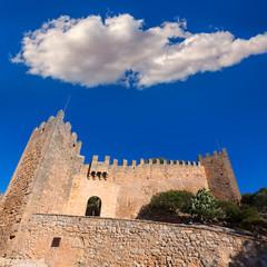 Majorca Capdepera Castle Castell in Mallorca