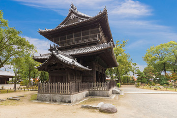 Shofukuji Zen Temple in Fukuoka, Japan