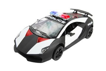 Police car, toy