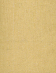 Yellow textile background