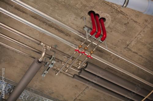 instalacje sanitarne rury - 79779702