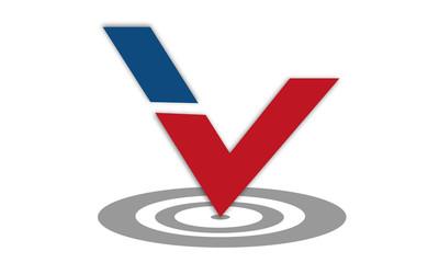 lettera v logo