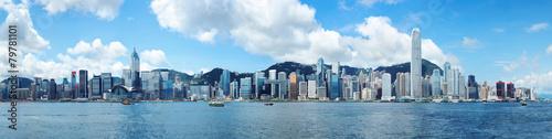 Leinwandbild Motiv Hong Kong