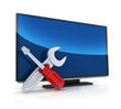 Repair TV and monitor