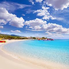 Majorca Platja Palmanova Portonovo beach