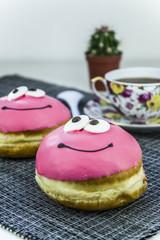 cake smiling