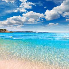 Majorca Playa de Palmira beach Calvia in Mallorca