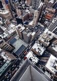 Fototapety City buildings in New York