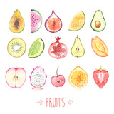 Fototapety Fruits